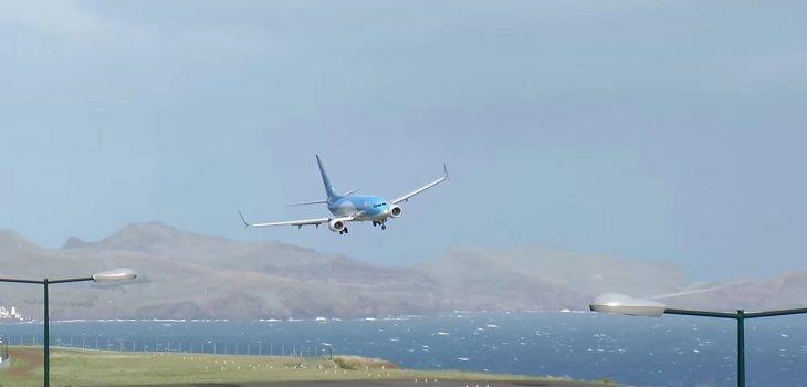 Ráfagas de viento obligaron a desviar tres aviones al aeropuerto de Liberia