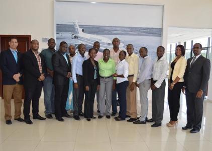 ASCA capacita personal de Haití en curso especializado control de tránsito aéreo
