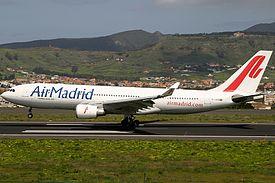 Corte de Santiago ratifica condena contra Air Madrid por infracción a Ley del Consumidor