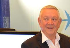 David Evans CEO LIAT Airlines