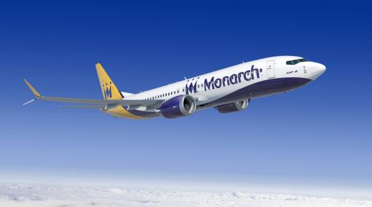 La low cost Monarch niega tener problemas financieros