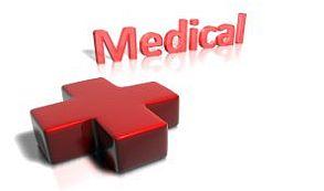 Medicinal salud cruz roja