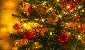 Sorpresa navideña en aeropuerto alemán