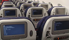 EE.UU: Plantean establecer un ancho mínimo para los asientos de avión