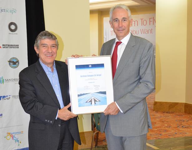Boliviana de Aviación, LIAT Airlines y Aerogal reciben certificación de IATA
