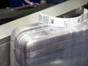 equipaje sellado maletas