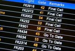 informacion de vuelo calendasrio horario