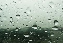 lluvia gotas agua