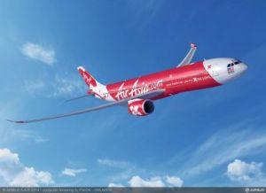 AirAsia X cursa un pedido en firme de 55 A330neo