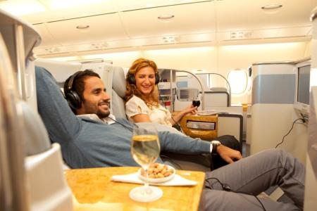 Las 10 cabinas de primera clase más lujosas de mundo