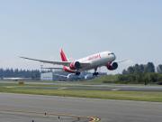 AVI 787 LN 217 Takeoff & Taxi