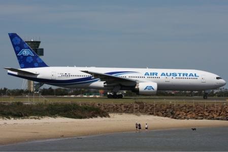 Air France y Air Austral acuerdan un código compartido para ofrecer un mayor número de destinos