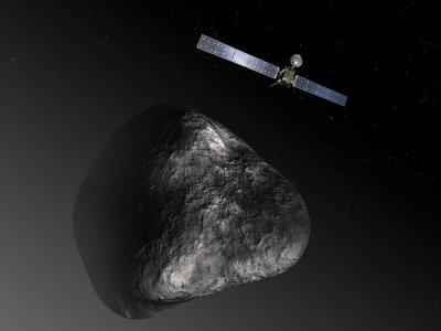 Misión Rosetta: El gran logro tecnológico de haber llegado al encuentro de un cometa