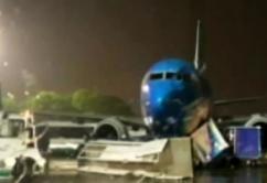 avion roto BA