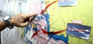 Fue encontrada la cola del avión de AirAsia