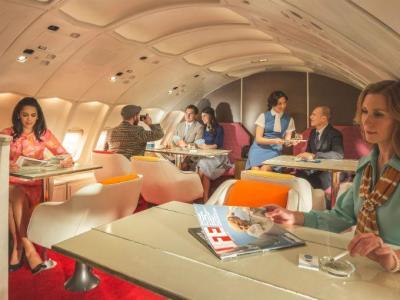¿Cómo era volar en Pan Am, la aerolínea más grande en los 60?