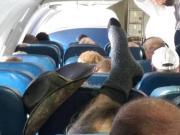 pasajeros extraños