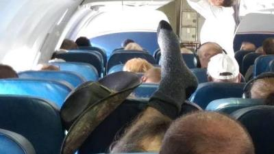 Dos de cada tres españoles reconocen haber pasado un mal rato a bordo de un avión