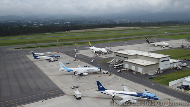 Ecuador: Proyecto de ley busca eliminar impuestos a las aerolíneas