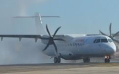 Air europa ATR Melilla