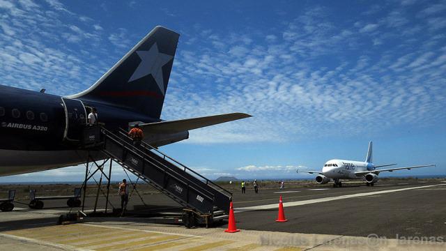 LAN Argentina canceló todos sus vuelos por un paro de pilotos y hay demoras en Aerolíneas Argentinas