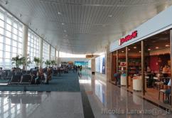 Ecuador interior aeropuerto