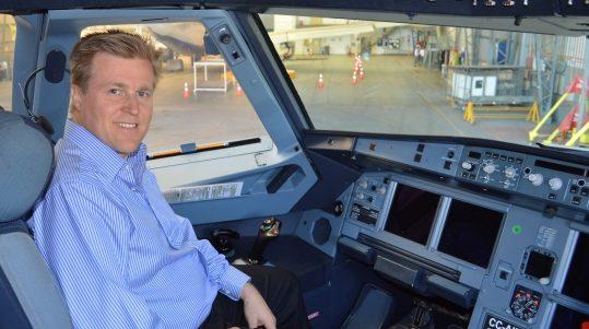 """CEO de Sky Airline: """"En Chile no aspiramos a ser el primero, pero sí un sólido número dos"""""""