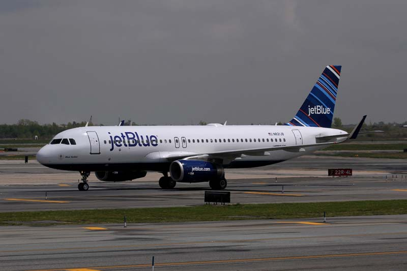 JetBlue Airways reduce su itinerario de viajes a Cuba