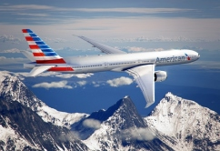New American plane