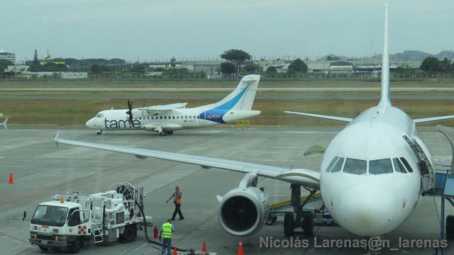 Ecuador: El aeropuerto reduce sus destinos directos