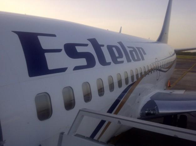 Aerolínea Estelar Latinoamérica realizó vuelo de evaluación