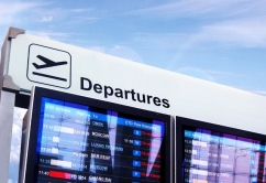 horario salidas-departures-aeropuerto