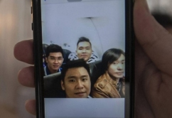 selfie Airasia