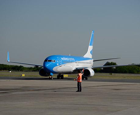 Argentina: Más vuelos nacionales para Aerolíneas Argentinas