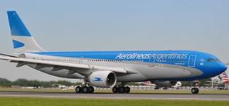 Argentina: Córdoba-Iguazú y El Calafate-Bariloche, entre las nuevas rutas de Aerolíneas