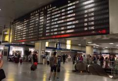 Aeropuerto Departures horario salidas