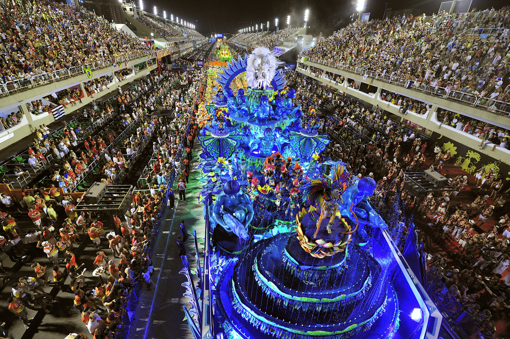 Hoteles de Río de Janeiro registran ocupación de 72% para el carnaval