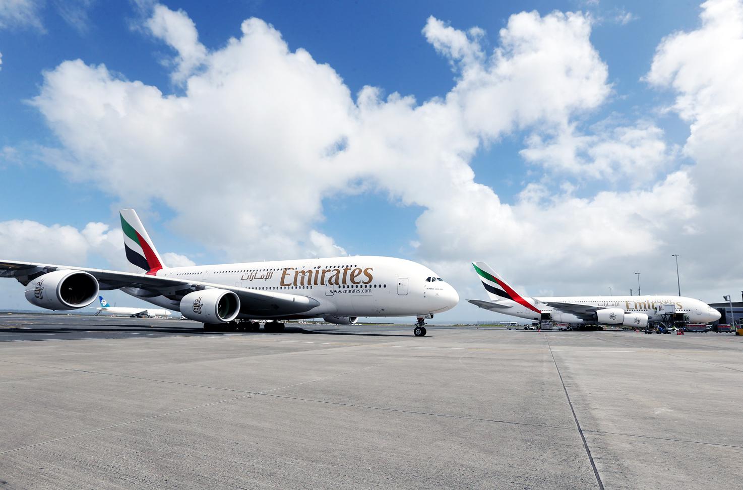 Aerolínea de Emiratos Arabes inaugura ruta hacia Panamá