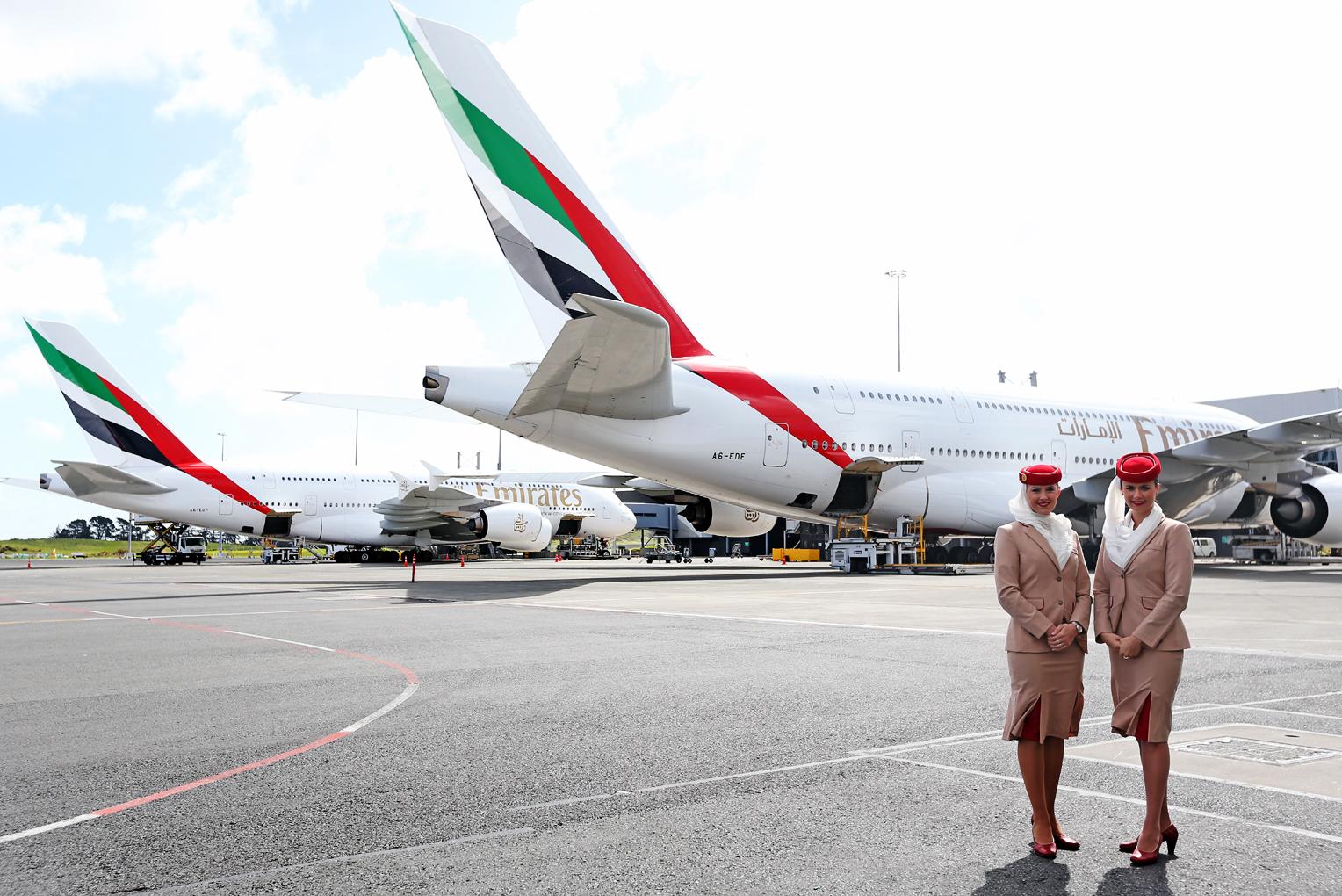 """Distinguen a Emirates con siete premios en los «Passenger choise Awards"""""""