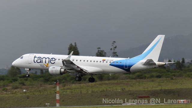TAME quiere volar a Madrid y Buenos Aires