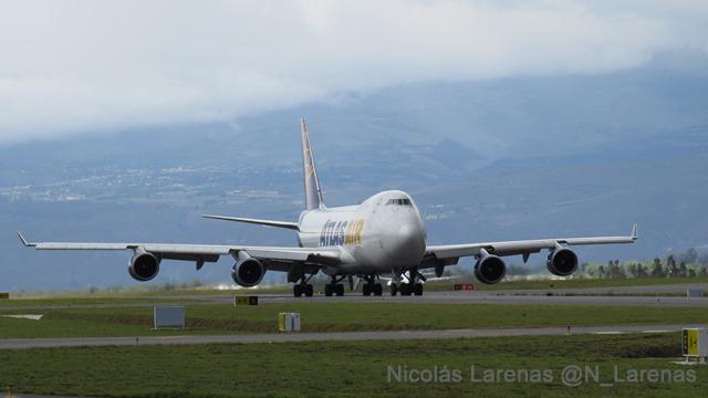 Amazon anuncia un acuerdo con la aerolínea de carga Atlas