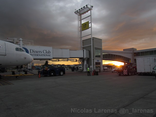 Aeropuerto de Guayaquil, nuevamente, el mejor del mundo