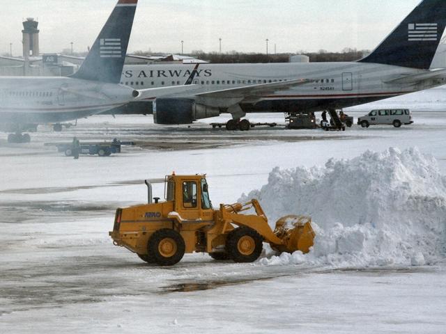 EEUU: Tormenta invernal cancela miles de vuelos