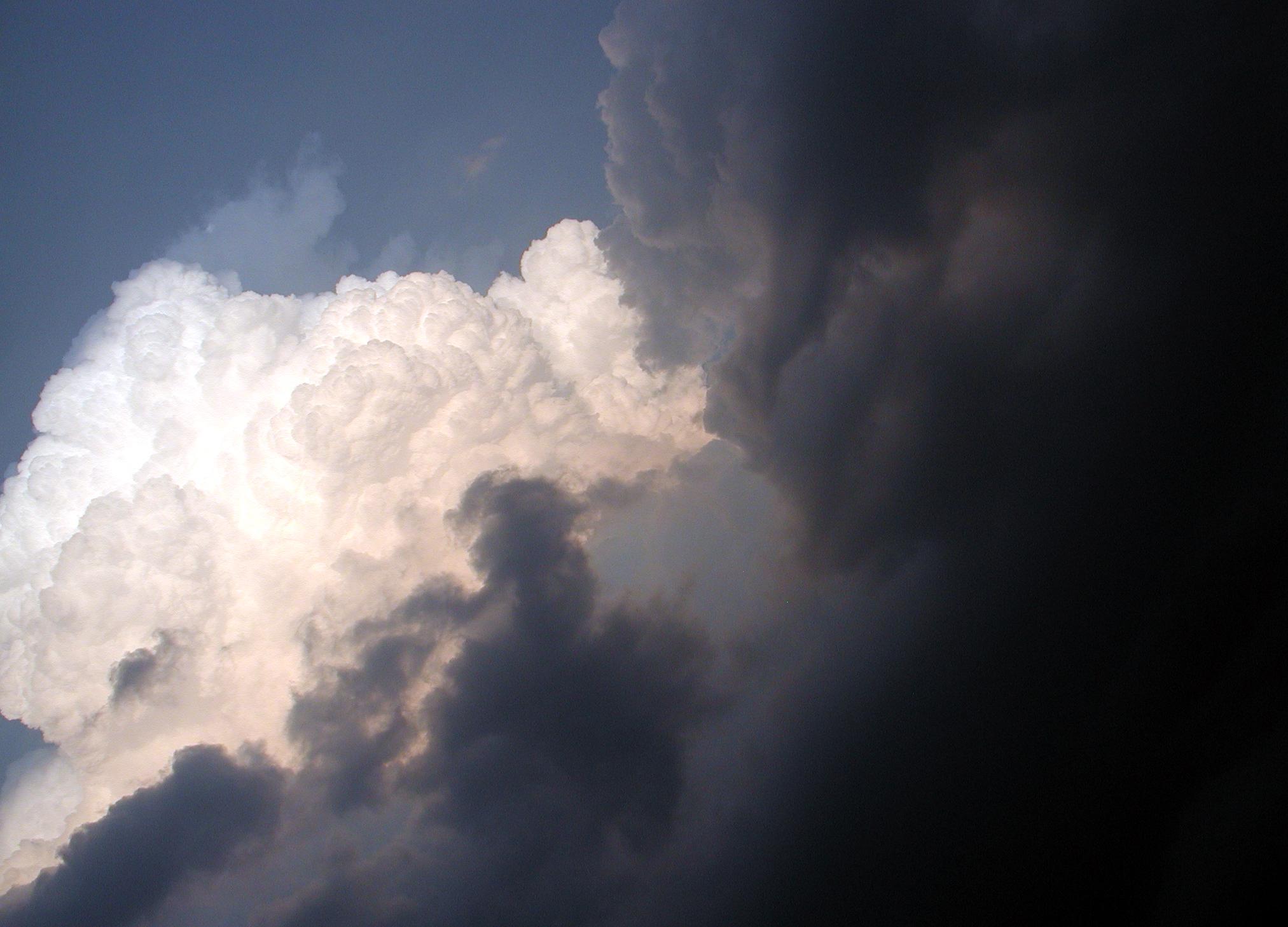 Nubes 2  tormenta clima lluvia