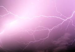 Rayos 2  tormenta clima