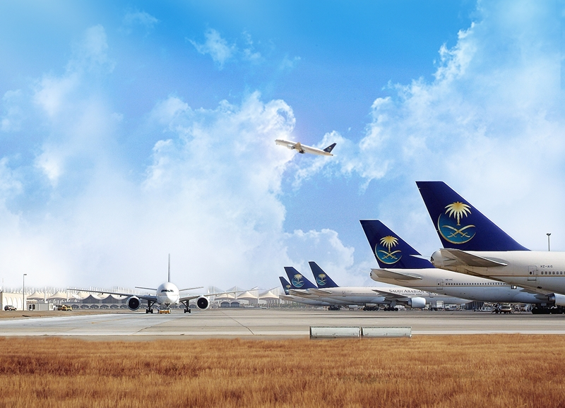 Saudia Airlines, primera compañía en puntualidad en Oriente Medio y África