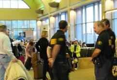 Seguridad aeropuerto