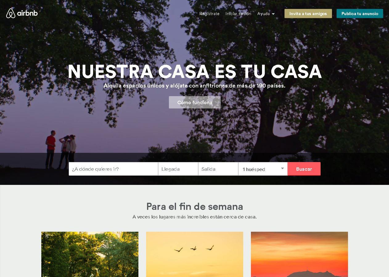 Airbnb llega a Chile para ofrecer el servicio de alojamiento online con la comunidad de usuarios más grande del mundo