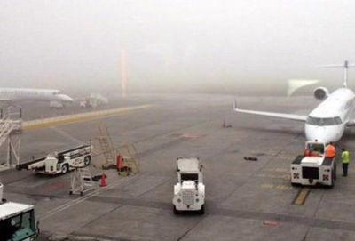 FAA: Smoky haze delaying some flights into Sea-Tac Airport