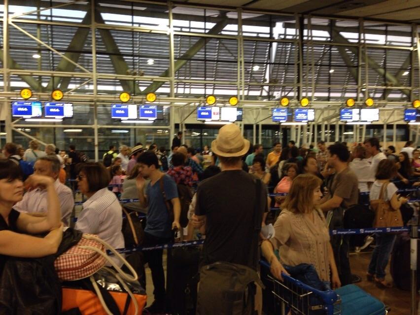 Aumenta 5.6% movimiento de pasajeros en América Latina